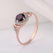 Кольцо . Серебро позолоченное
