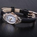 Чайка Золотые часы женские